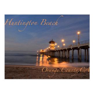 Huntington Beach California Postales