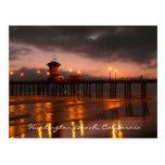 Huntington Beach, California Postcard