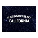 Huntington Beach California Postcard