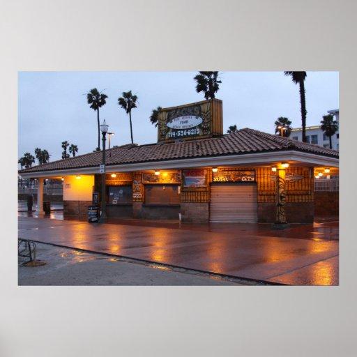Huntington Beach California Posters
