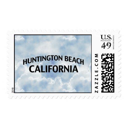 Huntington Beach California Stamps