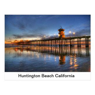 Huntington Beach California Tarjetas Postales