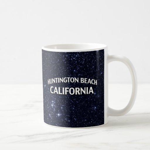 Huntington Beach California Tazas De Café