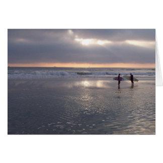Huntington Beach Card