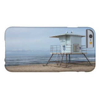 Huntington Beach Lifeguard Post 13 Barely There iPhone 6 Case