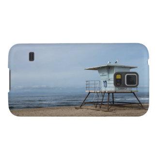 Huntington Beach Lifeguard Post 13 Galaxy S5 Cover