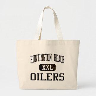 Huntington Beach Oilers Athletics Jumbo Tote Bag
