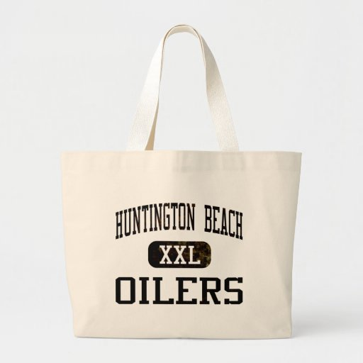 Huntington Beach Oilers Athletics Tote Bag