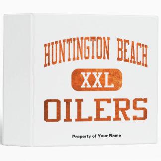Huntington Beach Oilers Athletics Binder