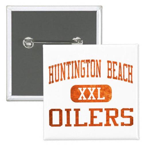 Huntington Beach Oilers Athletics Pins