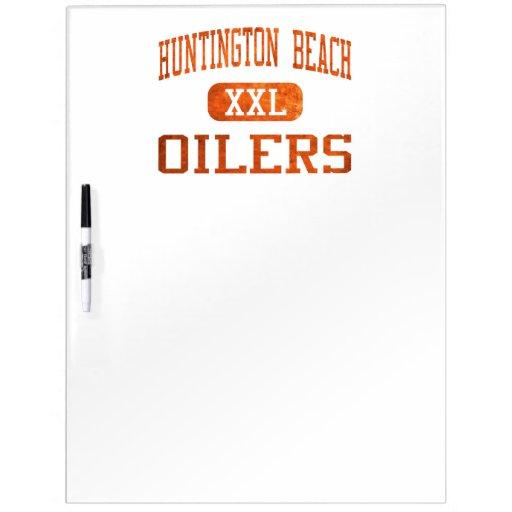 Huntington Beach Oilers Athletics Dry Erase Boards