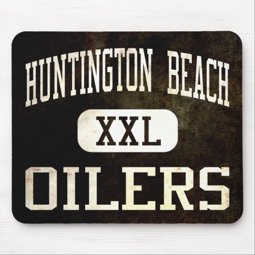 Huntington Beach Oilers Athletics Mousepad
