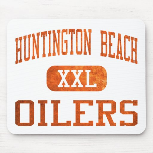 Huntington Beach Oilers Athletics Mousepads