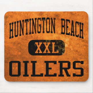 Huntington Beach Oilers Athletics Mouse Pad