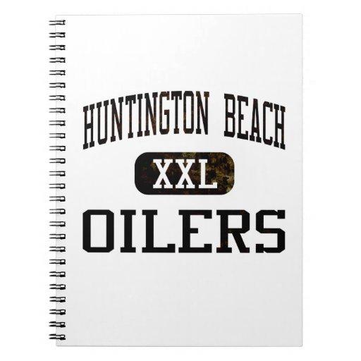 Huntington Beach Oilers Athletics Notebook