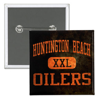 Huntington Beach Oilers Athletics Pin