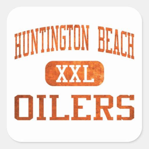 Huntington Beach Oilers Athletics Sticker