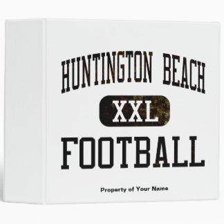 Huntington Beach Oilers Football 3 Ring Binder
