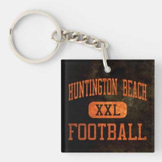 Huntington Beach Oilers Football Acrylic Keychains
