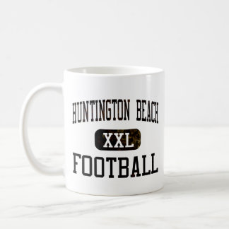 Huntington Beach Oilers Football Coffee Mug