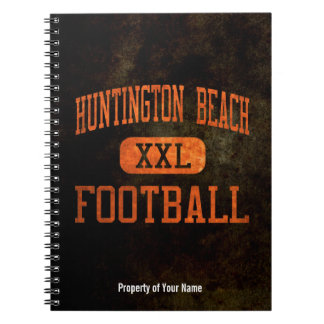 Huntington Beach Oilers Football Notebook