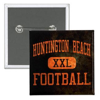 Huntington Beach Oilers Football Pin
