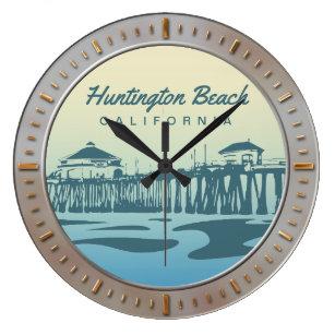 Huntington Wall Clocks Zazzle