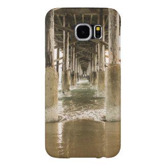 Huntington Beach Pier California Samsung Galaxy S6 Case