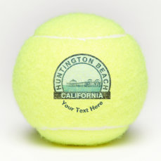 Huntington Beach Pier | HB, CA Tennis Balls