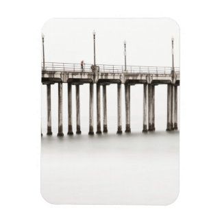 Huntington Beach Pier Magnet