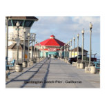 Huntington Beach Pier Postcards
