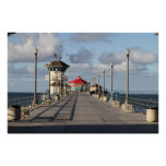 Huntington Beach Pier Print
