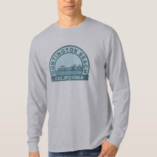 Huntington Beach Pier T-Shirt