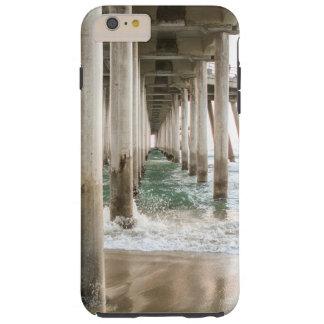 Huntington Beach Pier Tough iPhone 6 Plus Case