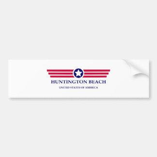Huntington  Beach Pride Bumper Sticker