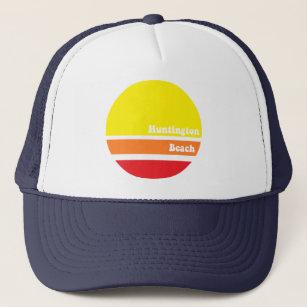 45d24d6e88 Huntington Beach Hats Caps Zazzle