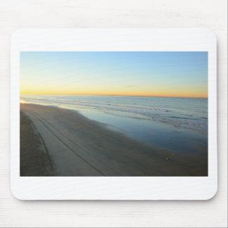 Huntington Beach Sunrise at the beach Mouse Pad
