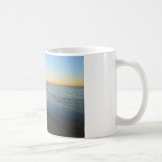 Huntington Beach Sunrise at the beach Mugs