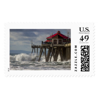 Huntington Beach, Surf City, CAlifornia Postage