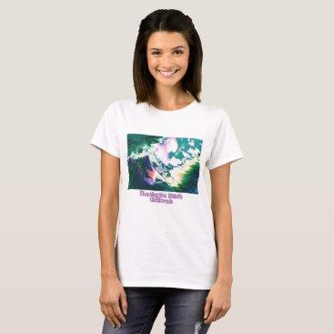 Beach Themed Huntington Beach Surfer T-Shirt
