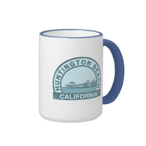 Huntington Beach Tazas De Café