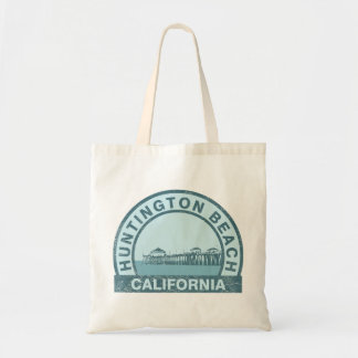 Huntington Beach Tote Bag