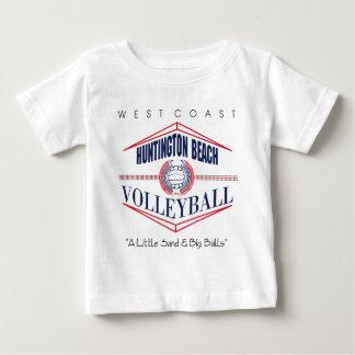 Huntington Beach Volleyball Baby T-Shirt
