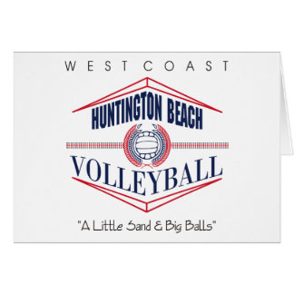 Huntington Beach Volleyball Gift Card