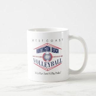Huntington Beach Volleyball Gift Coffee Mug