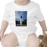Huntington Island Lighthouse Baby Bodysuits
