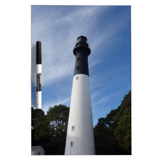 Huntington Island Lighthouse Dry-Erase Whiteboards