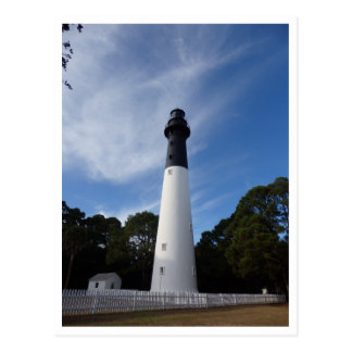 Huntington Island Lighthouse Postcard