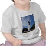 Huntington Island Lighthouse Tee Shirts