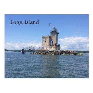 Huntington Lighthouse Postcard